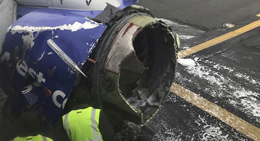 Southwest passenger dies in first U.S. airline fatality since 2009 - POLITICO