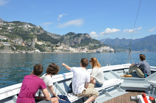 Ferry Service on the Amalfi Coast for 2015 | Ciao Amalfi