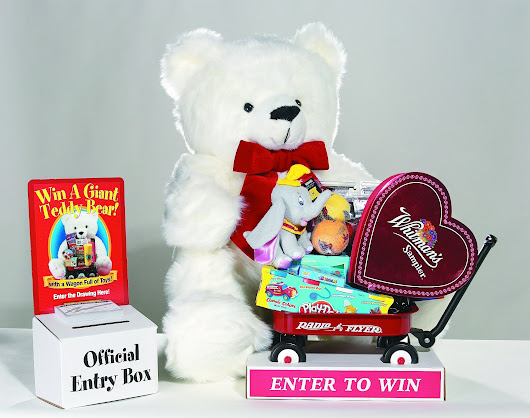 Valentine Retail Promotion -Sweepstakes Giveaway