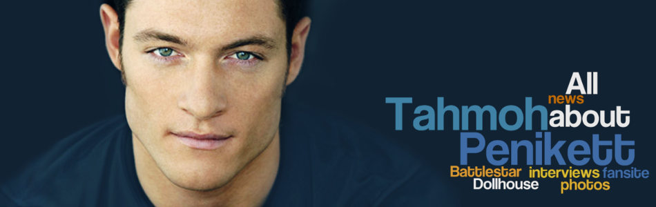 All about Tahmoh Penikett