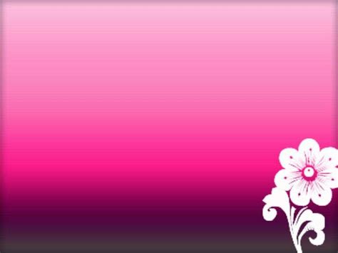 gambar wallpaper lucu warna pink wallpapers powerpoint