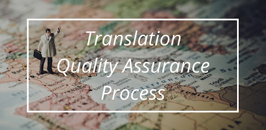 Translation Quality Assurance Process | Globalme
