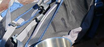 osprey daylite- back panel