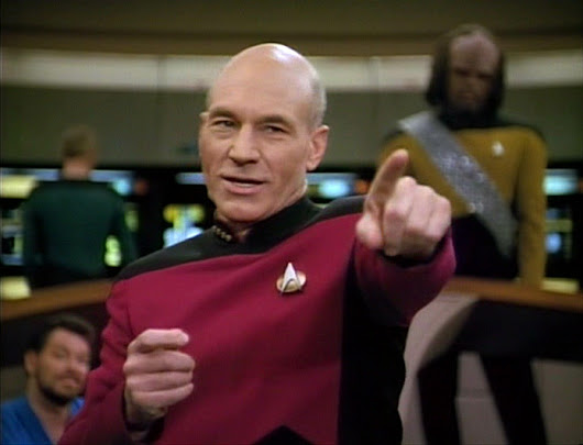 VIDEO: Captain Picard's Greatest Speeches