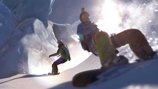 Steep review: 'A peaceful distraction that eventually wears thin'