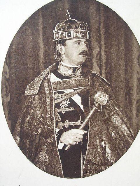Emperor Karl of Austria