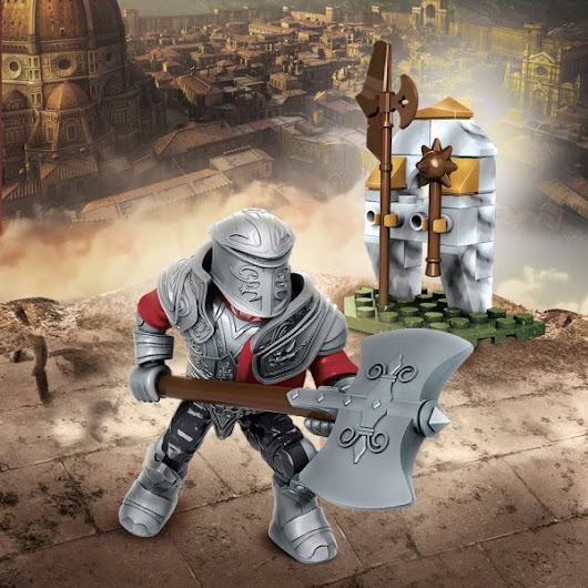 ToyzMag.com » Mega Bloks : encore un set Assassin's Creed