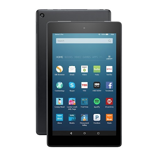 Amazon Fire HD 8 Giveaway - Giveaway Promote