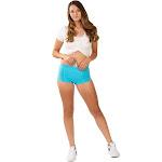 Stashitware Stash Pocket Underwear, Deep Pocket Women's Boy Brief Light Blue
