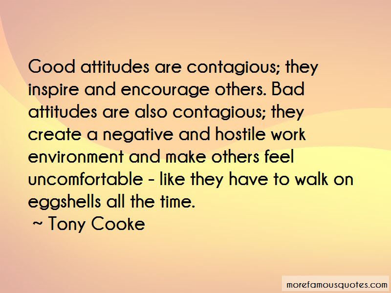Quotes About Negative Attitudes At Work Top 3 Negative Attitudes At