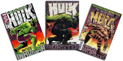 Hulk Special #1/Hulk v.2 #34 & #112
