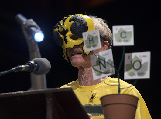 Ig Nobel awards for silly science rock Harvard as only they can