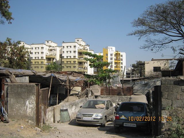 Used cars shop on the way to Kumar Properties' Kumar Purab, 2 BHK & 3 BHK Flats, off Pune Solapur Road, behind Diamond Cars, Hadapsar, Pune 411 028
