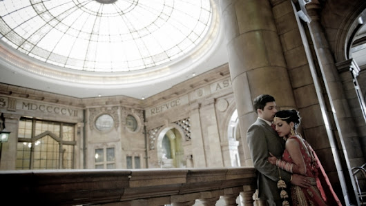 Elegant Sikh Wedding at The Palace Hotel in Manchester