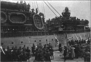 Troops Returning from France