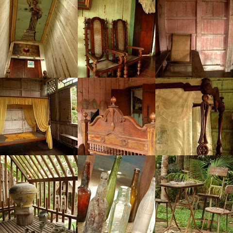 Clarin house collage