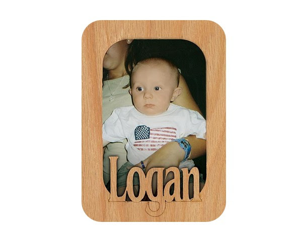 Name Magnet Name Picture Frames