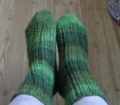 Kesävoi-sukat Fame randista
