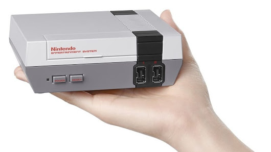 Nintendo Announces The Mini-NES, Will Play 30 Classic Games