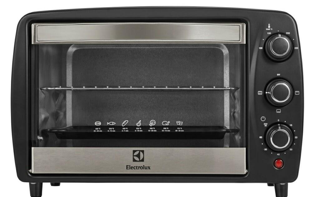 【哪裡買最省錢】Electrolux 伊萊克斯 EOT3805K 烤箱 15L 專業級 EasySense-本周活動折扣中