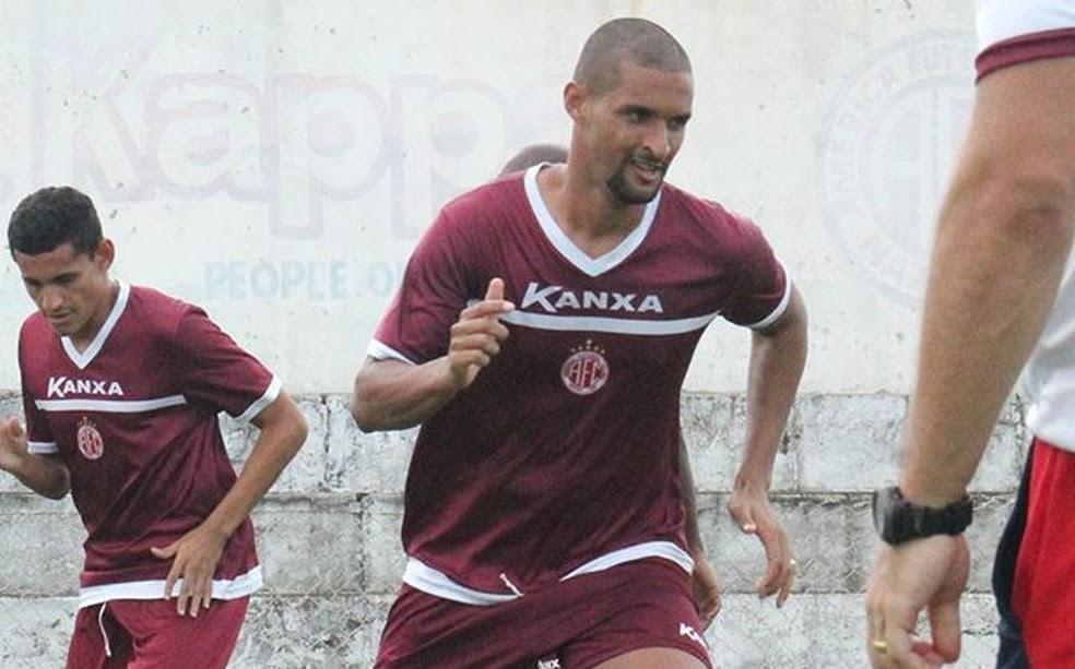 Dão é o novo zagueiro do América-RN para a Série D do Brasileirão (Foto: Canindé Pereira/Divulgação)