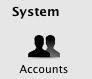 reset mac password