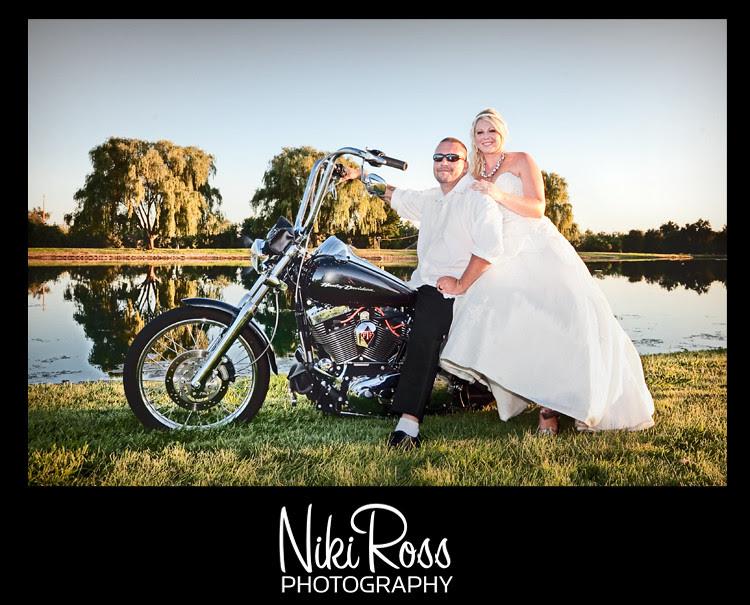 bride&groom-Lake-Motorcycle