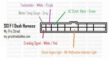 How To Wire A S13 2jz Swap My Pro Street