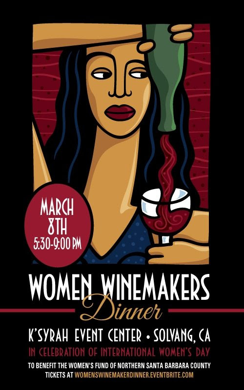 Women Winemakers and Female Chefs Join Together to Celebrate International Women's Day - Wine Industry Advisor