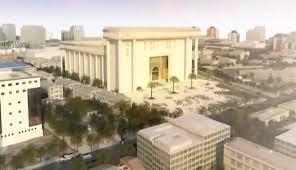 O Templo de Salomão, em construção em São Paulo pela IURD já custou mais de 400 milhões de reais.