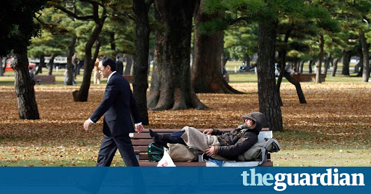 Equality in Japan: is this vision of a fairer society too good to be true? | Inequality | The Guardian