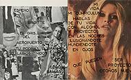 'Quizá Brigitte Bardot venga a tomar una copa esta noche', de Alfonso López Gradolí (1971)