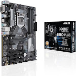 ASUS PRIME B360-PLUS with Intel B360 Express ATX Motherboard - LGA1151 Socket