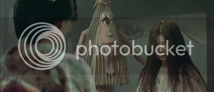 Karakasa and the two face girl