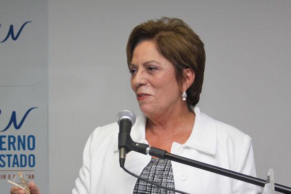Rosalba Ciarlini afirma que aceita protestos, desde que não impeçam o trabalho dos servidores