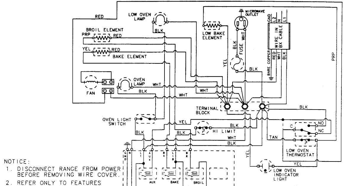 diagram eaton oven thermostat wiring diagram full version