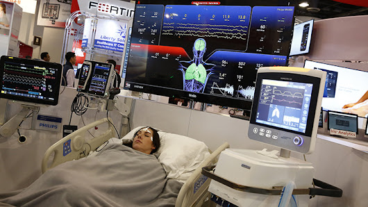 Telehealth, analytics, mobile tools make hospitals attractive acquisition targets, report says