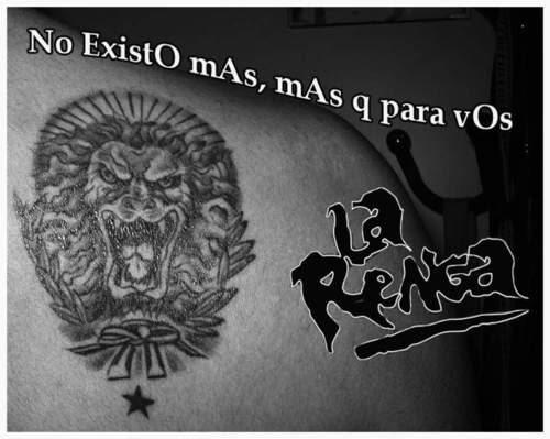 Frases En Imágenes De La Banda De Rock Argentina La Renga Mil Recursos