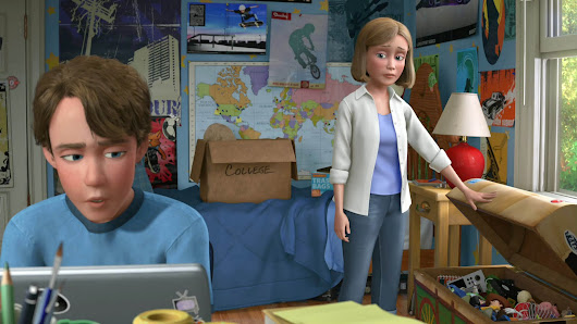 "The True Identity of Andy's Mom In ""Toy Story"" Will Blow Your Mind"