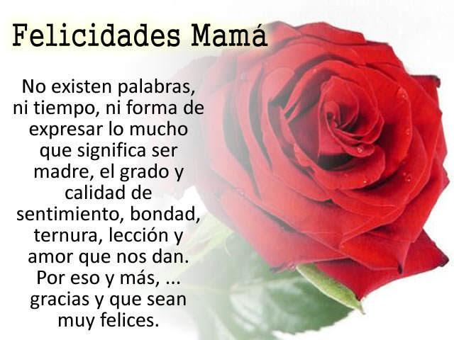 Frases De Cumpleanos Para Mi Mama Querida