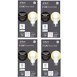 Ge Light Bulb, LED, A19