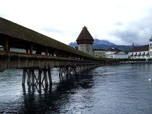 Kapellbrucke, Lucerne[2]