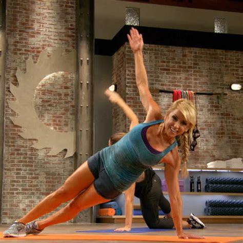 piyo workout  chalene johnson  burn fat build