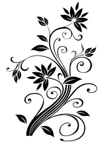 Simple Flower Tattoo Drawings Tattoo Design