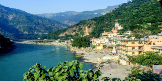 Come! Visit Rishikesh - The yoga capital of the world