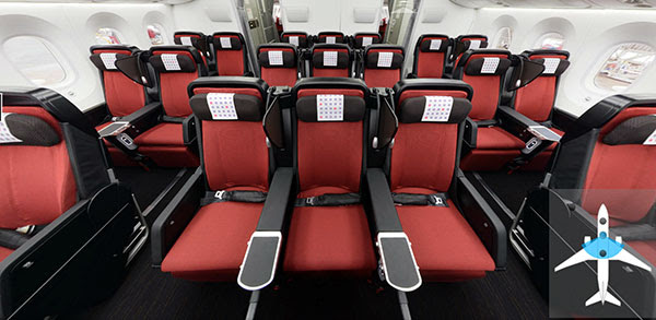 Japan Airlines' Premium Economy product will soon be available to passengers flying from Narita to Boston and Kuala Lumpur.