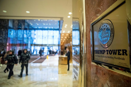 Department of Defense looks to rent space in Trump Tower