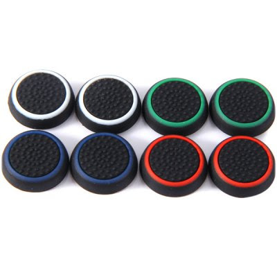 Wearable Controller Accessory Kits Button Caps for PS4 / XBox One - 8pcs-1.86 Online Shopping| GearBest.com