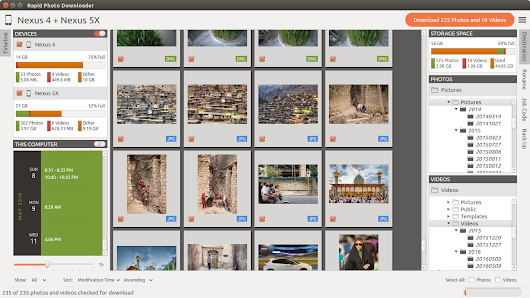 Rapid Photo Downloader 0.9.0a1 is now released - Software -