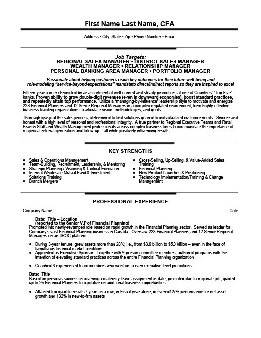 Relationship or Category Manager Resume Template  Premium Resume Samples  Example